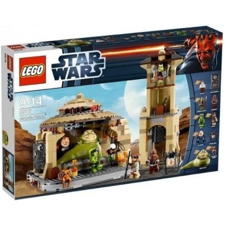 LEGO Star Wars 9516 Jabbův palác