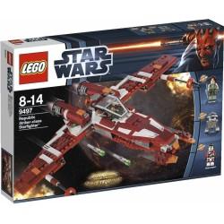 LEGO Star Wars 9497 Hvězdná stíhačka Republiky