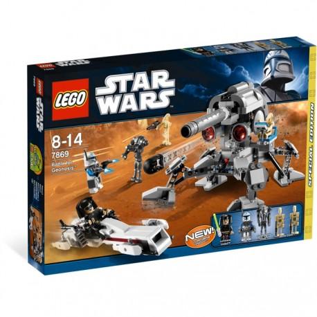 LEGO Star Wars 7869 Bitva o planetu Geonosis