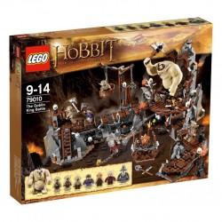 LEGO Hobbit 79010 Bitva s králem skřetů
