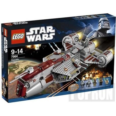 LEGO Star Wars 7964 Republic Frigate TM