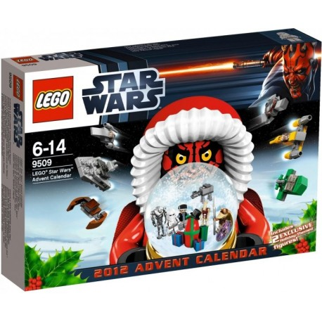 LEGO Star Wars 9509 Adventní kalendář