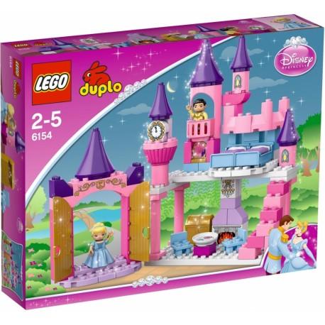 LEGO Duplo 6154 Popelčin zámek