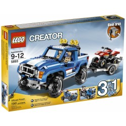 LEGO Creator 5893 TERÉNNÍ VŮZ