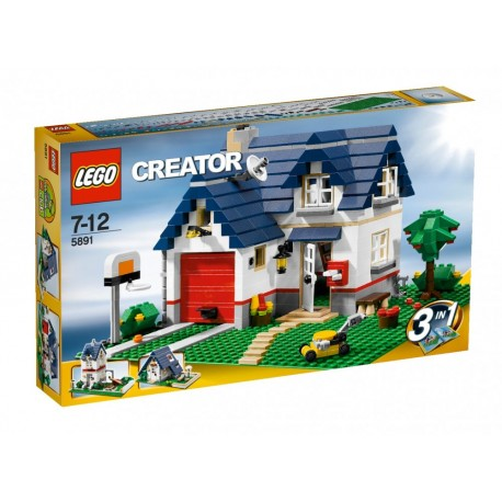 LEGO Creator 5891 Rodinný domek