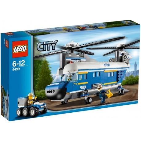 LEGO City 4439 Robustní helikoptéra