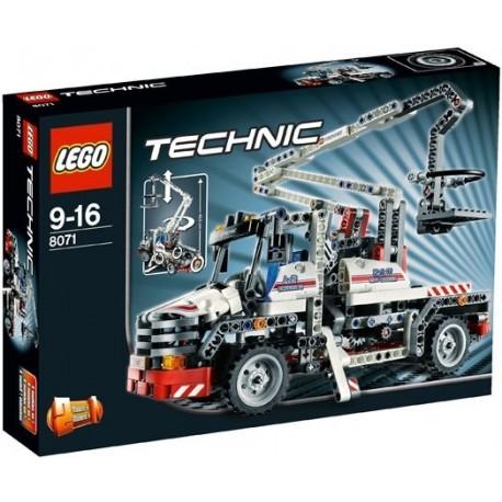 LEGO Technic 8071 Zdvihací plošina