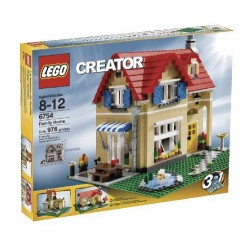 LEGO Creator 6754 Rodinný dům