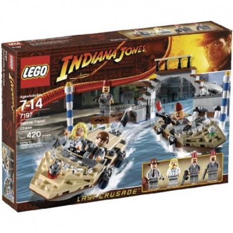 LEGO Indiana Jones 7197 Honička v Benátkách