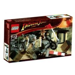 LEGO Indiana Jones 7620 Motocyklová honička