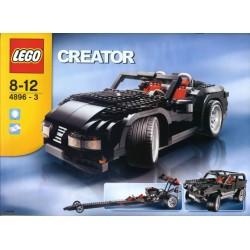 LEGO Creator 4896 Báječné kabriolety
