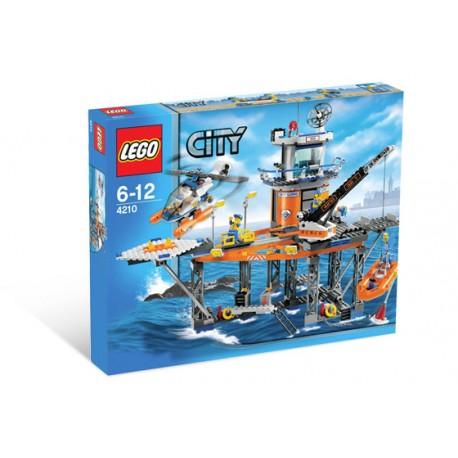 LEGO City 4210 Pobřežní hlídka Platform