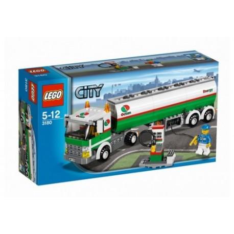LEGO City 3180 cisterna