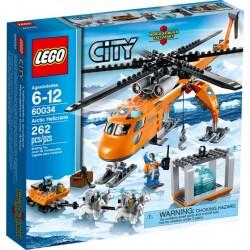 LEGO City 60034 Polární Helikoptéra