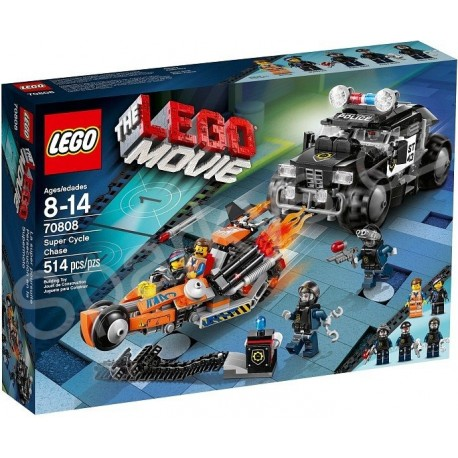 LEGO Movie 70808 Super honička