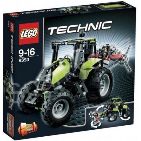 LEGO Technic 9393 Traktor