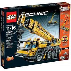 LEGO Technic 42009 Mobilní jeřáb MK II
