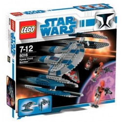 LEGO Star Wars 8016 Bombardér Hyena Droid