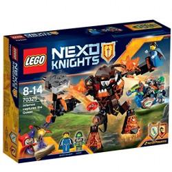 LEGO Nexo Knights 70325 Infermox zajal královnu