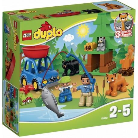 LEGO Duplo 10583 Výprava na ryby