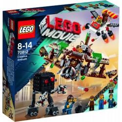 LEGO Movie 70812 Kreativní přepadení